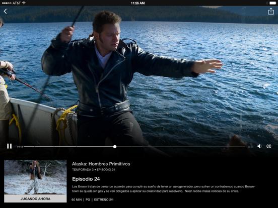 Discovery en Español GO screenshot 7