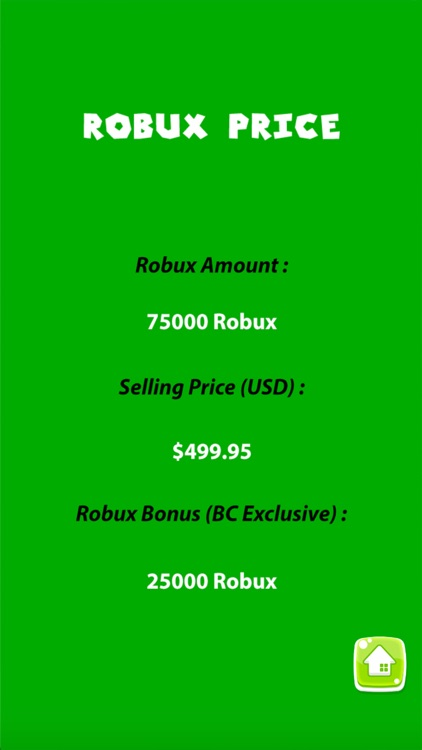 Robux For Roblox By Achraf Oufkir