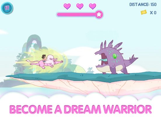 Dreamland Arcade tablet App screenshot 3