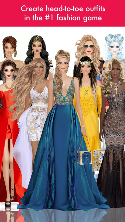 Covet Fashion screenshot-0