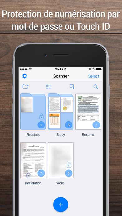 download iScanner - Scanner document. apps 4