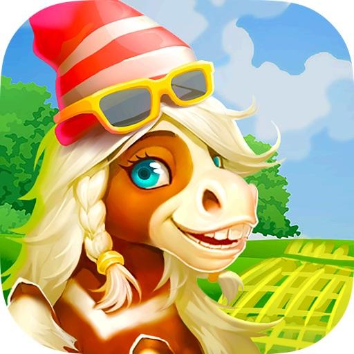 Barn Story: 3D Dreamy Bay Farm