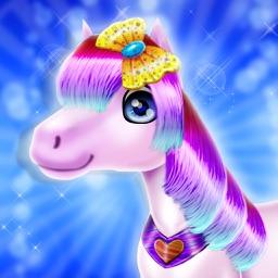 Unicorn Pony Dress Up Games