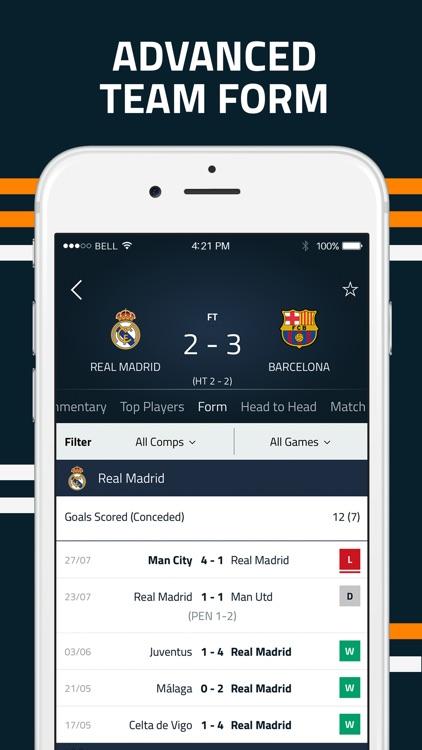 Goal Live Scores screenshot-3