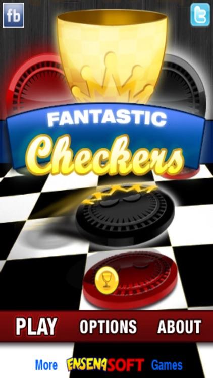 Fantastic Checkers Go