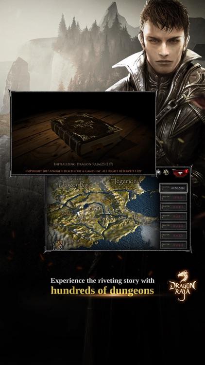 Dragon Raja Mobile screenshot-0