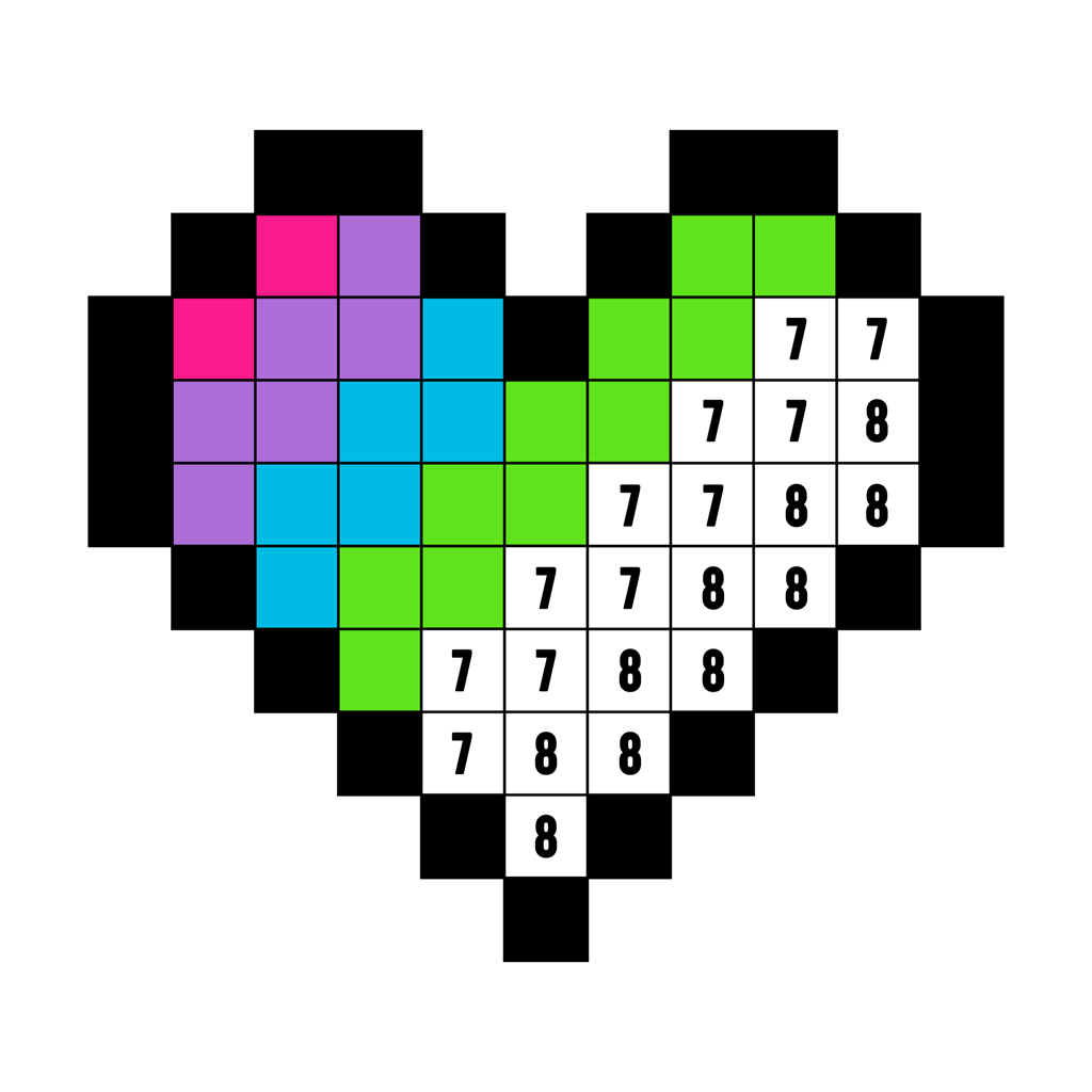 App Insights: Color by Number: Coloring Book | Apptopia