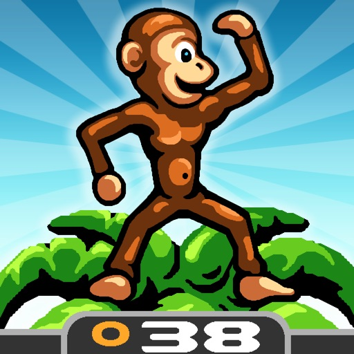 Monkey Flight 2 icon
