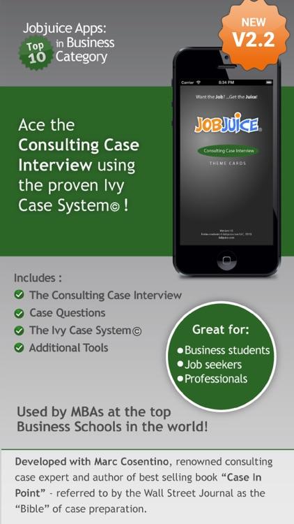 Case Interview-Jobjuice