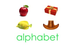 ABC Alphabet Flash Cards - learn ABC, with images and voice over