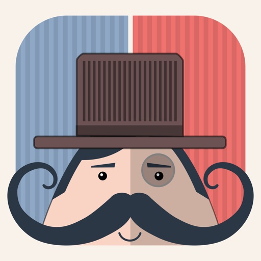 Mr. Mustachio: A Brain Teaser