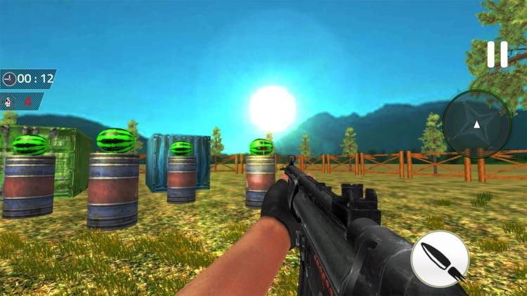 Watermelon Shooting Adventure screenshot-3