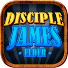 Jesus 12 Disciples James Elder icon