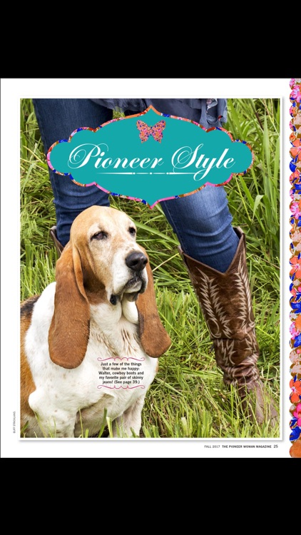 The Pioneer Woman Magazine Us By Hearst Communications Inc