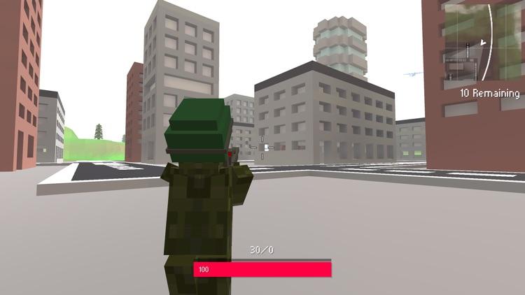 Block Warfare Battle Royale screenshot-3
