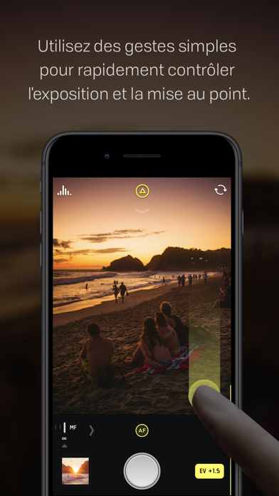 download Halide - RAW Manual Camera apps 4