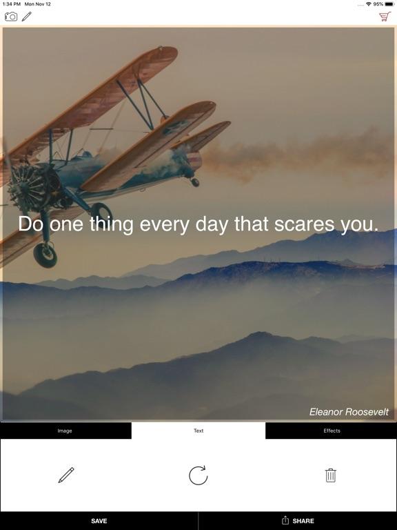 Screenshot #5 pour Instaquote photos