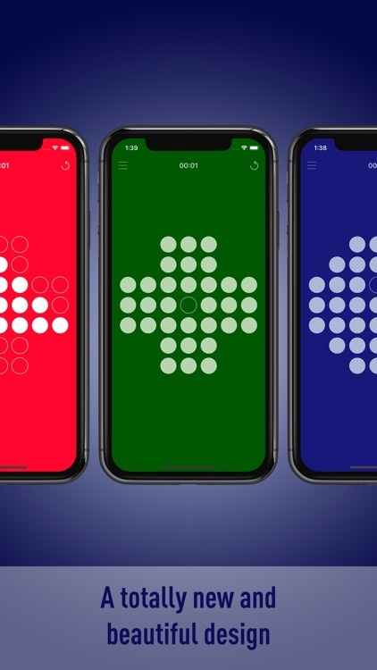 Peg Solitaire by FT Apps