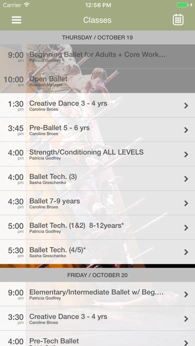 Dance Conservatory of Pasadena screenshot three