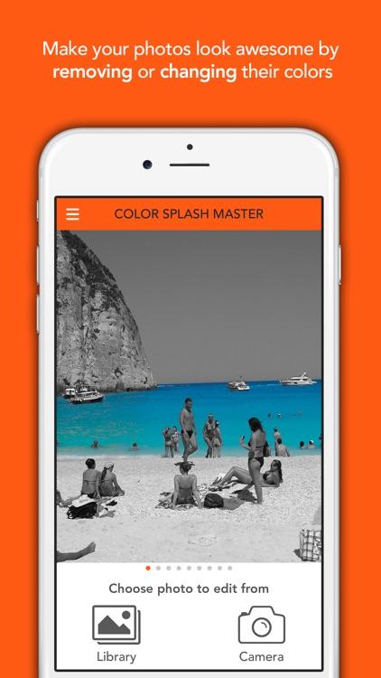 Color Splash Master Lite