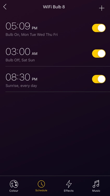 Lumenty Wi-Fi Smart Bulb screenshot-3