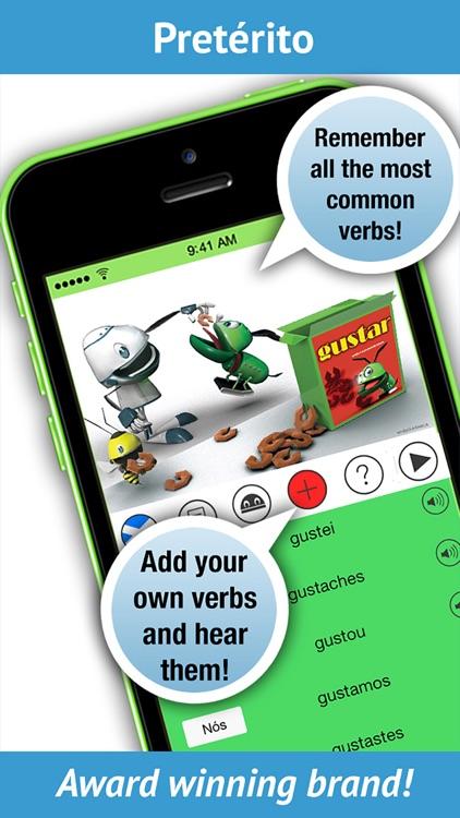 Galician Verbs - LearnBots