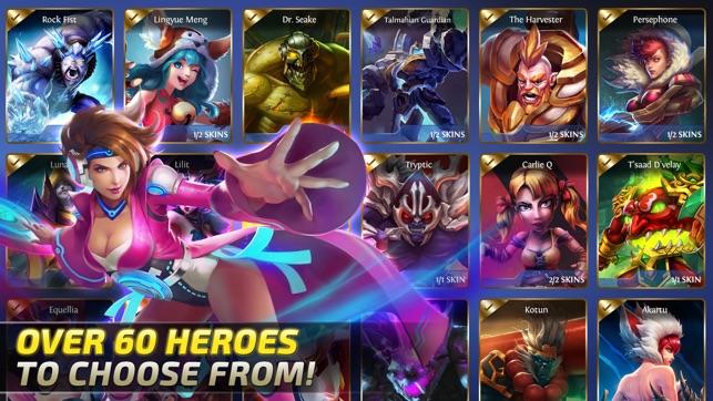 heroes of orders & chaos apk