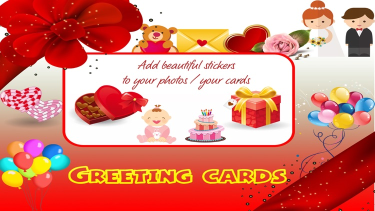 Greeting Cards - Card Maker screenshot-3
