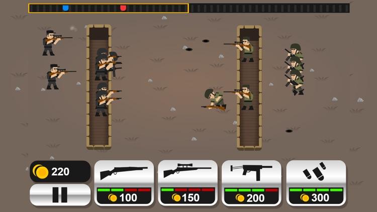 Soldiers Assault : War Games