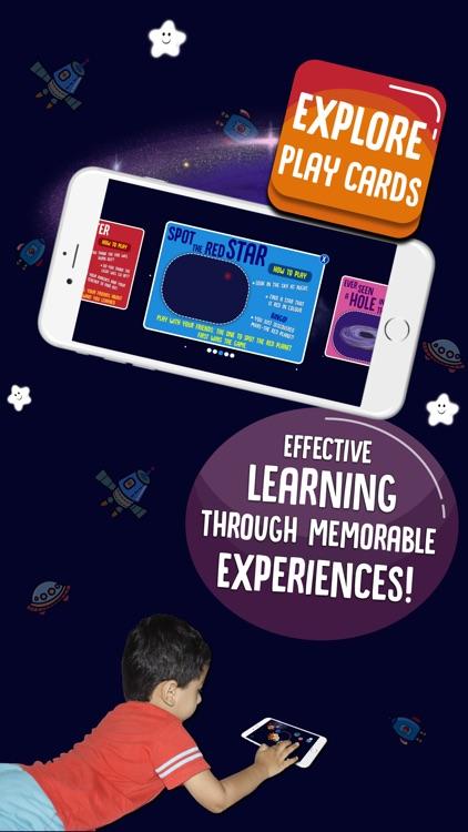 Solar Family: Planets for Kids screenshot-4