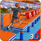 Stuntman Run - Water Park 3D icon