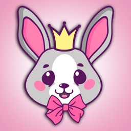 Bunny Stickers for iMessages