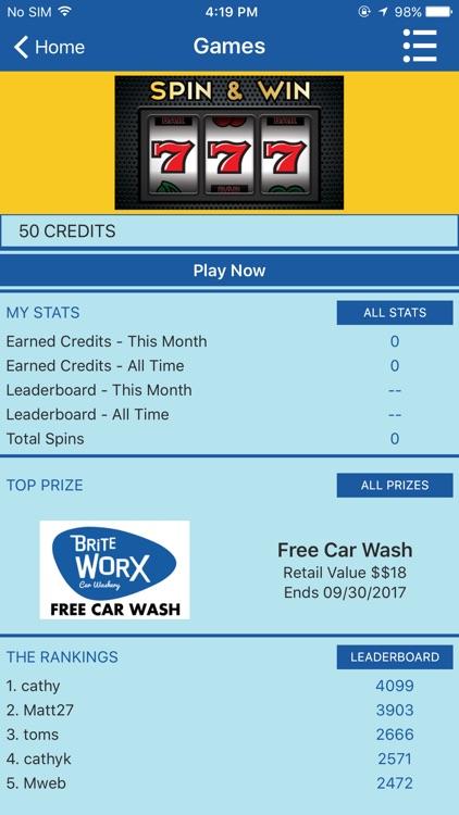 BriteWorX Car Washery screenshot-4