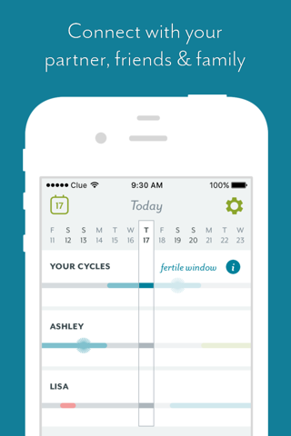 Clue - Health & Period Tracker screenshot 4