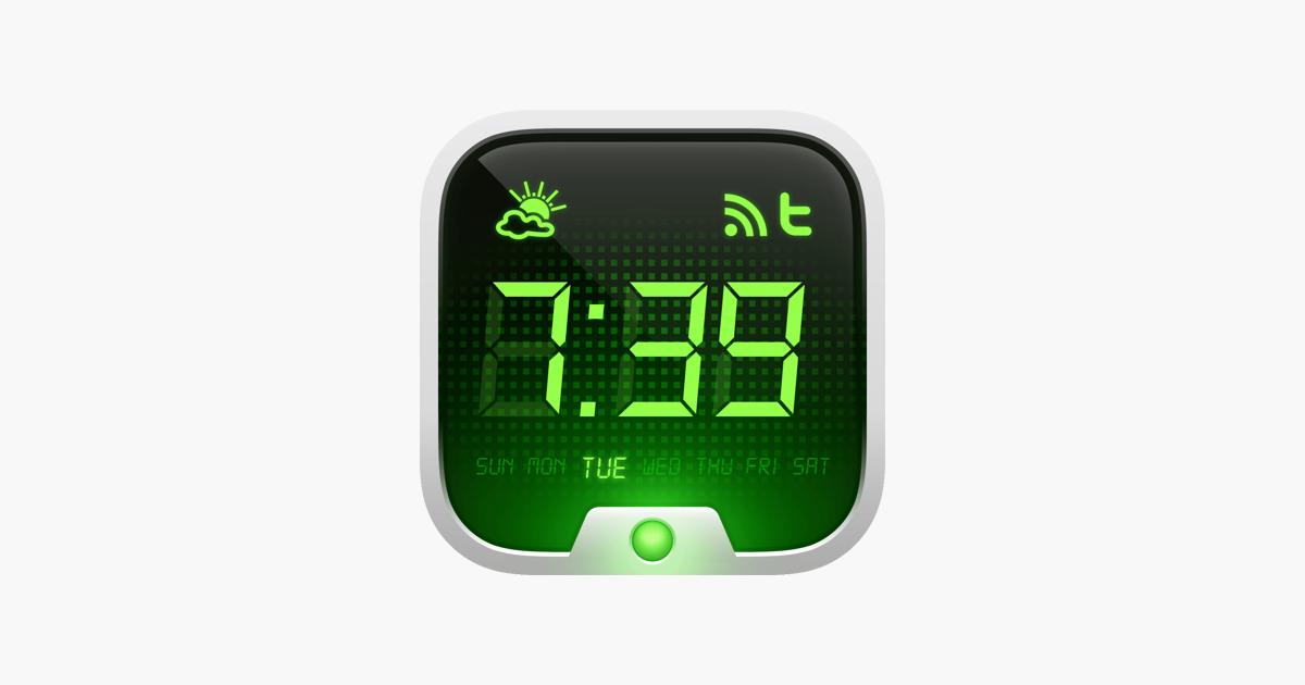 Alarm Clock HD on the App Store