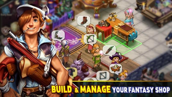 Shop Heroes Screenshot