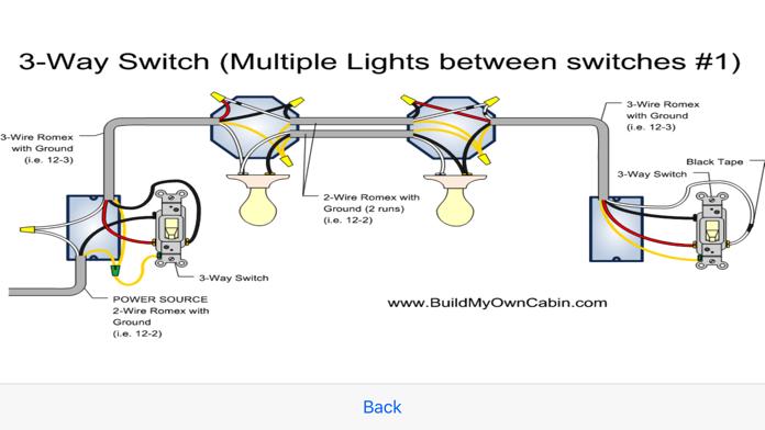 3 Way Electrical Wiring Diagram