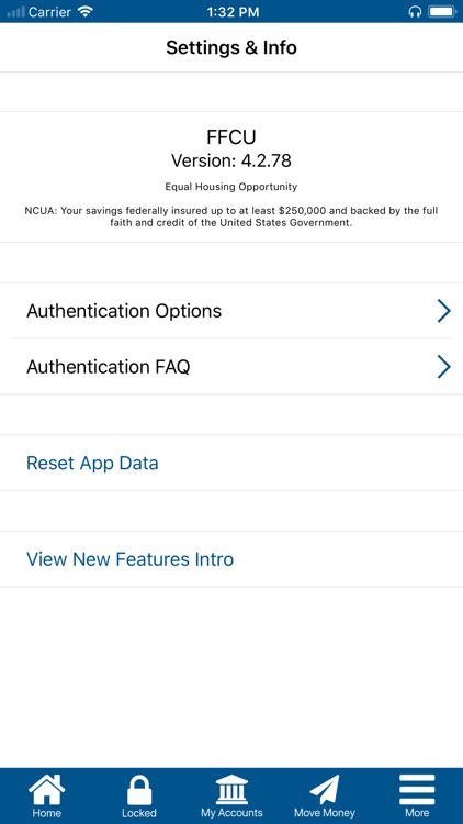 First Financial CU Mobile screenshot-3