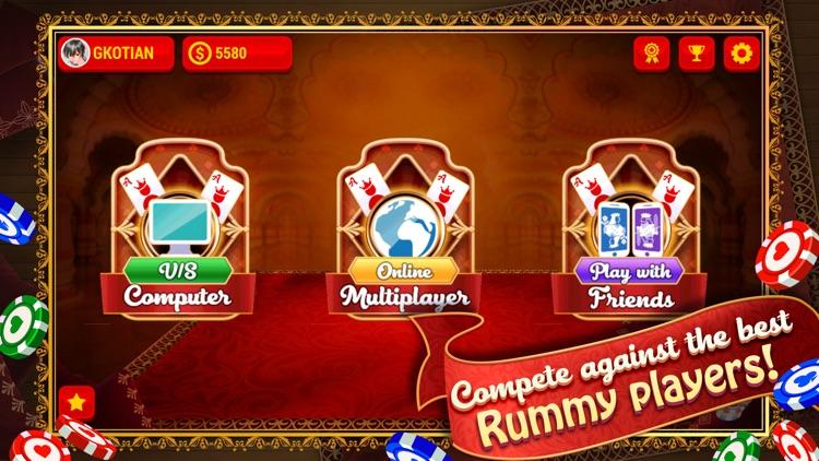 Rummy: Indian Rummy Card Game screenshot-3