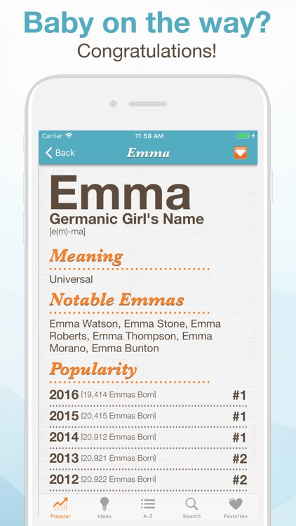 Baby Names™
