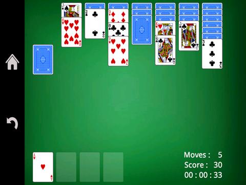 Patience - kaartspel iPad app afbeelding 4