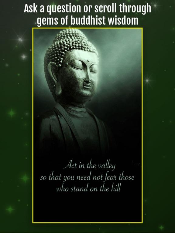 Ask Buddha for Help and Advice screenshot 8