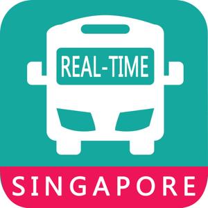 Singapore Real-Time Bus app