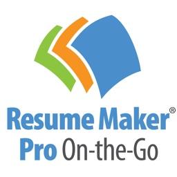 Resume Maker Pro On-the-Go