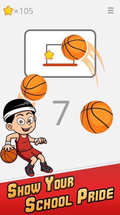 Crazy Basketball Match