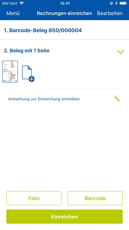 RundumGesund-App screenshot-3