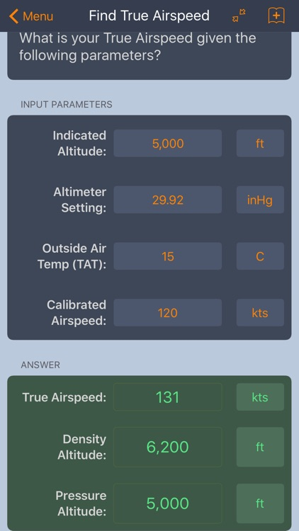 E6B Aviation Calculator screenshot-2