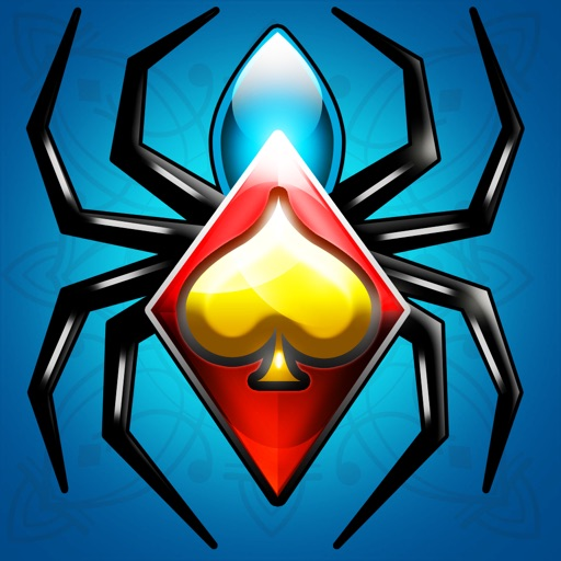 ·Spider Solitaire· iOS App