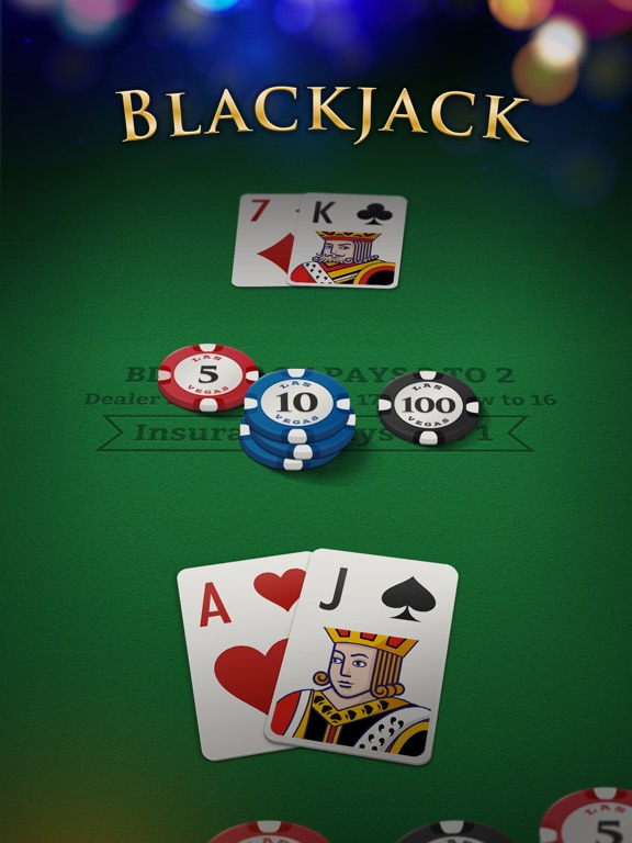 Blackjack ∙ screenshot