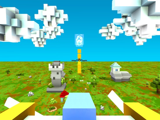 Flying Blocks screenshot 10